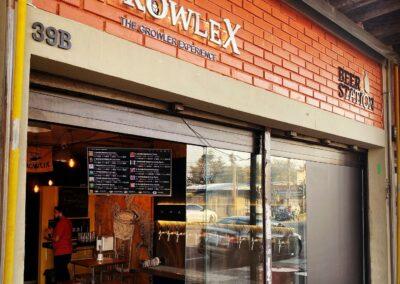 GrowleX Bacacheri – Beer Growler Station